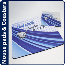 Mouse pads & Coasters
