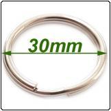 Split ring (30mm)