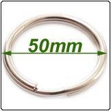 Split ring (50mm)