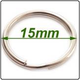 Split ring (15mm)