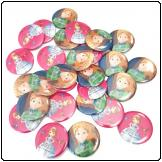 Printed Button Badge 44mm