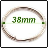 Split ring (38mm)