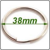 Split ring (38mm)