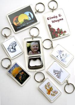 blank keyrings acrylic key rings key chains printed key rings