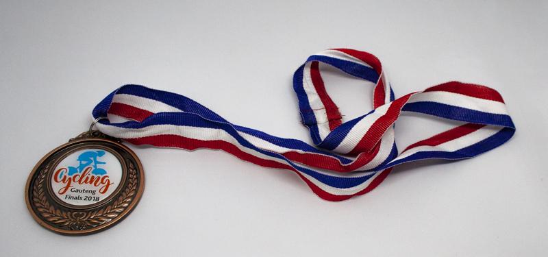 Printed Medal 65mm