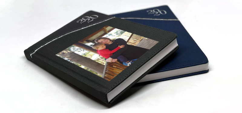 Diary A5 with printed cover