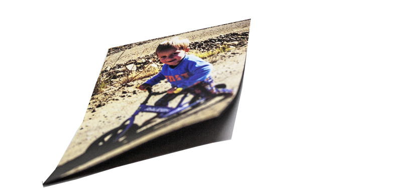 A4 Printed magnetic sheet