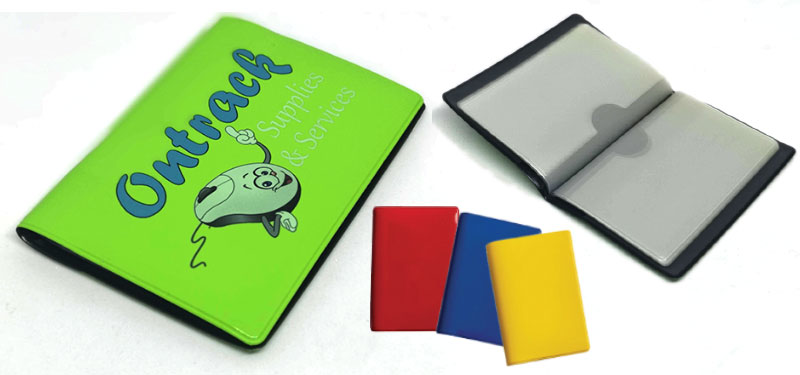 Printed Card holder flexi